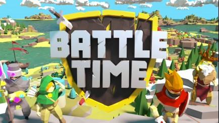 BattleTime - Cinematic Trailer