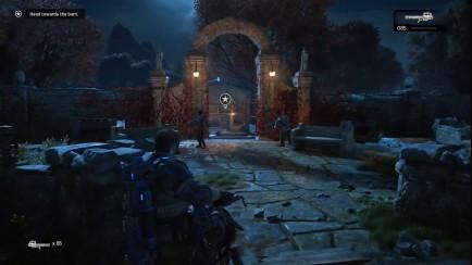 Gears of War 4 - Gameplay Footage
