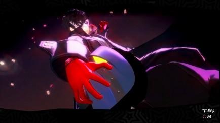 Persona 5 - Protagonist Trailer