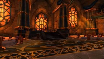 World of Warcraft: Legion - «Возвращение в Каражан» – руководство по выживанию