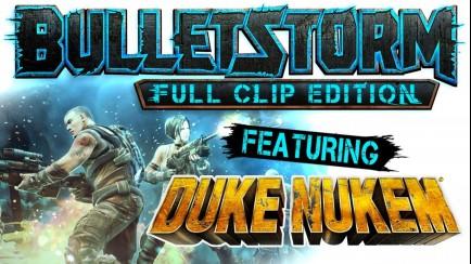 Bulletstorm - Full Clip Edition Announce Trailer