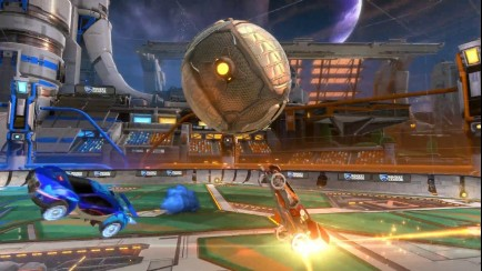 Rocket League - Starbase ARC Trailer