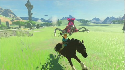 The Legend of Zelda: Breath of the Wild - Life in the Ruins