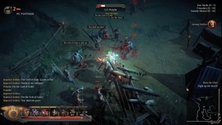 Vikings - Wolves of Midgard - Action Gameplay Trailer