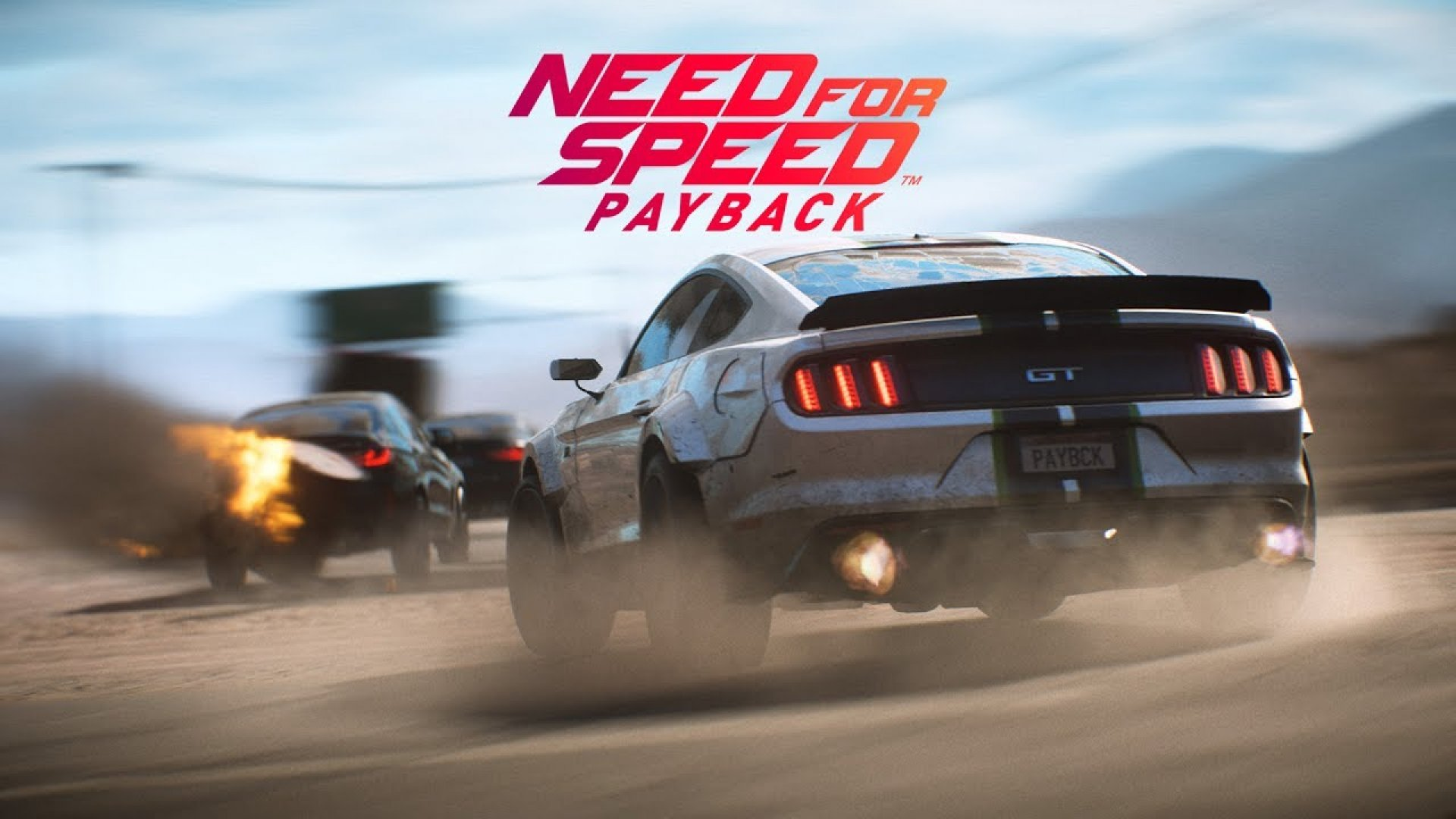 Need for speed payback 2018 дата