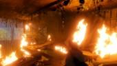 Burning Building Gameplay