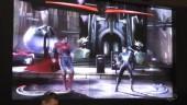 Nightwing and Cyborg Revealed Gameplay (заснято с экрана)