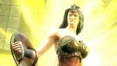 Wonder Woman vs Harley Quinn Gameplay