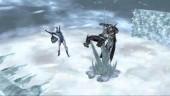 Геймплей Injustice: Gods Among Us - Killer Frost против Ares