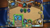 Hearthstone: Heroes of Warcraft - Mage vs. Shaman Gameplay Demo