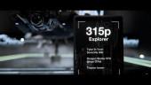 Origin 300 Series. 315p Explorer