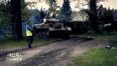 Запись звуков танков. Часть первая