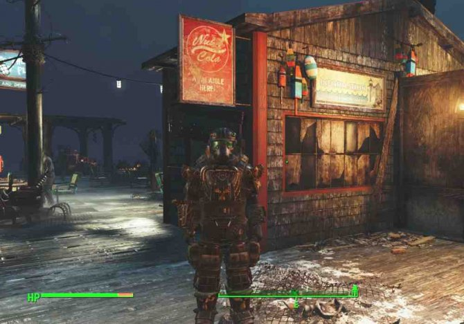 Броня Fallout 4: Far Harbor
