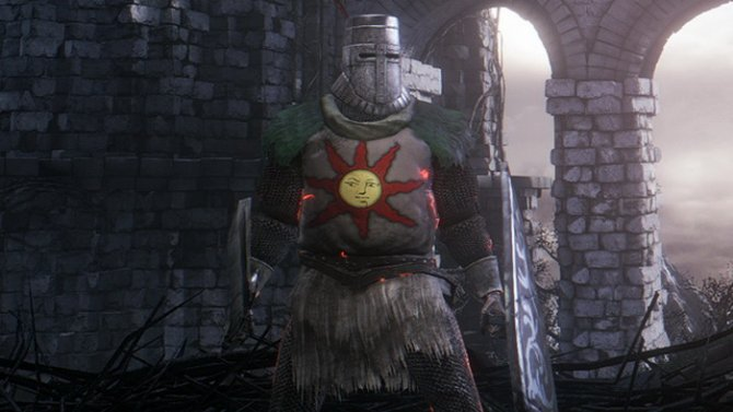 Сет броня Солнца