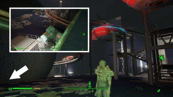 Fallout 4: Nuka-World: Местонахождение звездных ядер