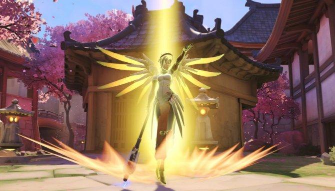 Гайд по герою Ангел (Mercy)
