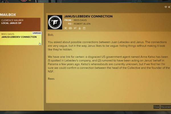 Пасхалки и скрытые достижения в Deus Ex: Mankind Divided