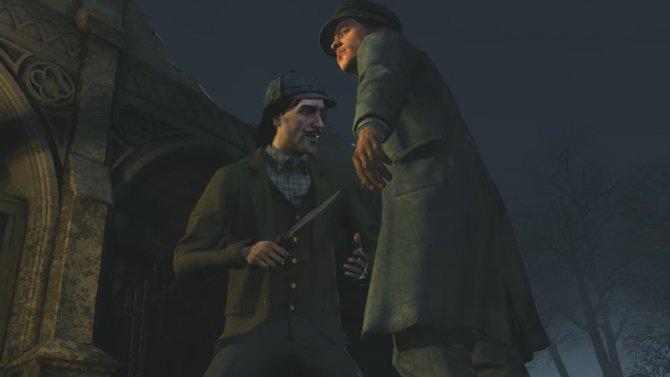 Прохождение Sherlock Holmes: The Devil's Daughter