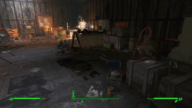 Расположение журналов «Мусорщик!» в Fallout 4: Nuka-World