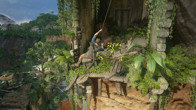 Сокровища в Uncharted 4: A Thief's End