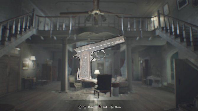 M19 Handgun