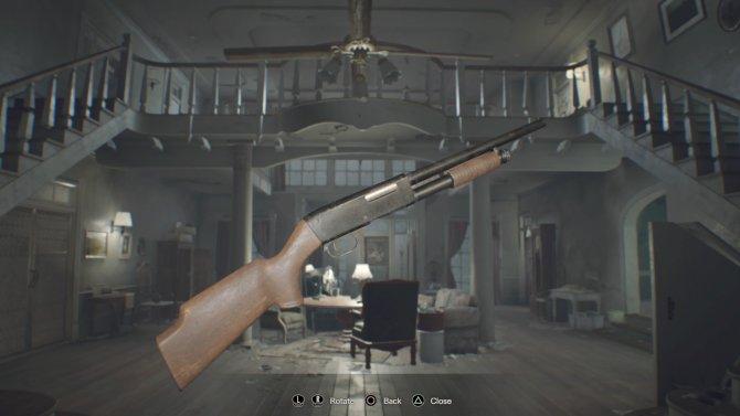 M37 Shotgun