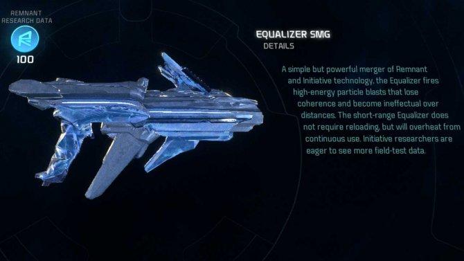 Лучшее оружие в Mass Effect: Andromeda