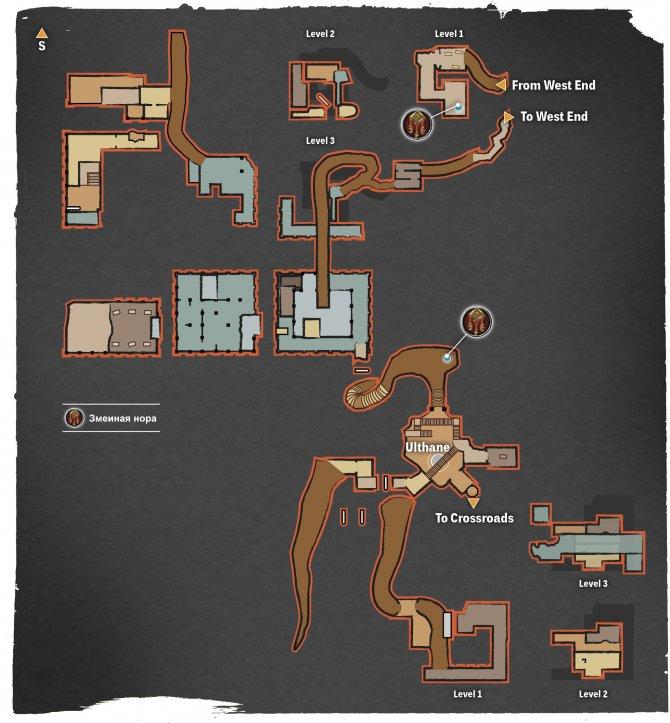 Прохождение Darksiders III – Гнев (карта Небоскреба)