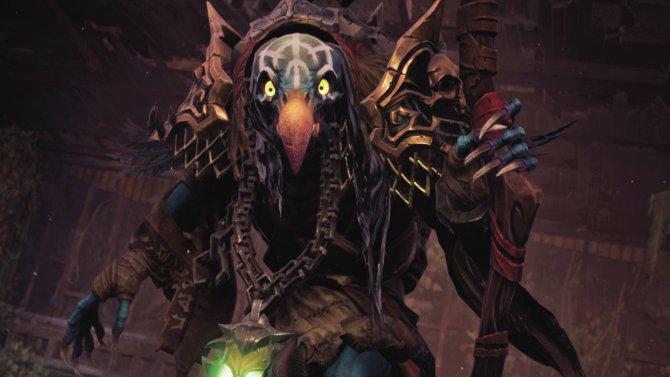 Прохождение Darksiders III – Зависть