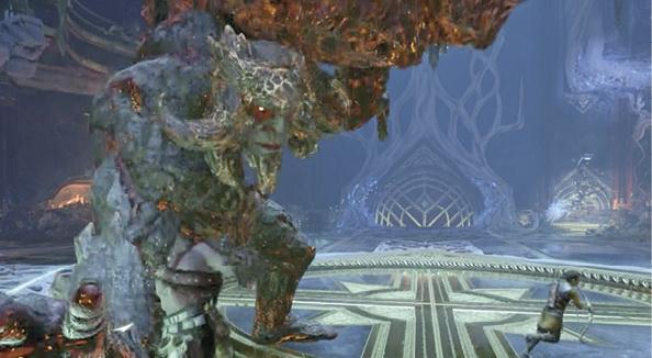 Прохождение God of War – Глава 11: Черная руна