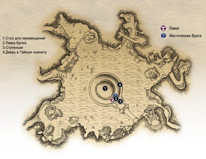 Прохождение God of War – Глава 14: Путь в Йотунхейм (карта Храма Тюра)
