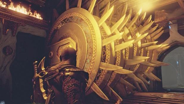 Прохождение God of War – Глава 14: Путь в Йотунхейм