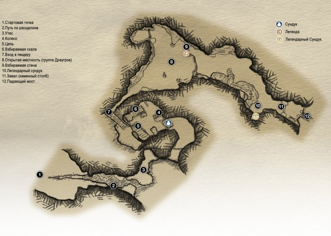 Прохождение God of War – Глава 2: Путь к Горе (карта Опушки Диколесья)