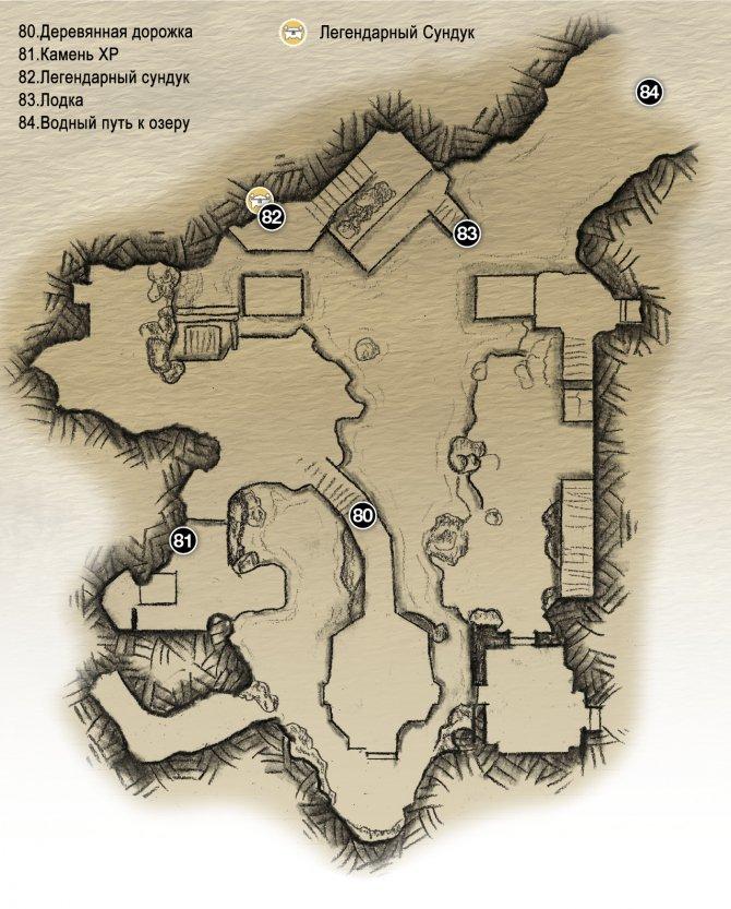 Прохождение God of War – Глава 2: Путь к горе (карта Пещеры ведьмы)