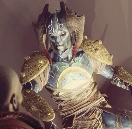 Прохождение God of War – Глава 4: Свет Альвхейма