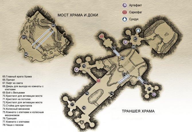 Прохождение God of War – Глава 4: Свет Альвхейма (карта Траншеи Храма)