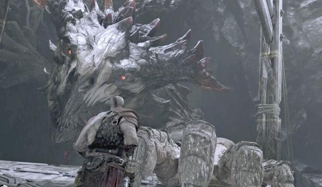 Прохождение God of War – Глава 5: Внутри Горы