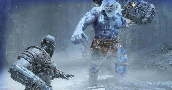 Прохождение God of War – Глава 7: Волшебный резец