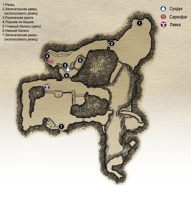прохождение God Of War глава 8 под замком