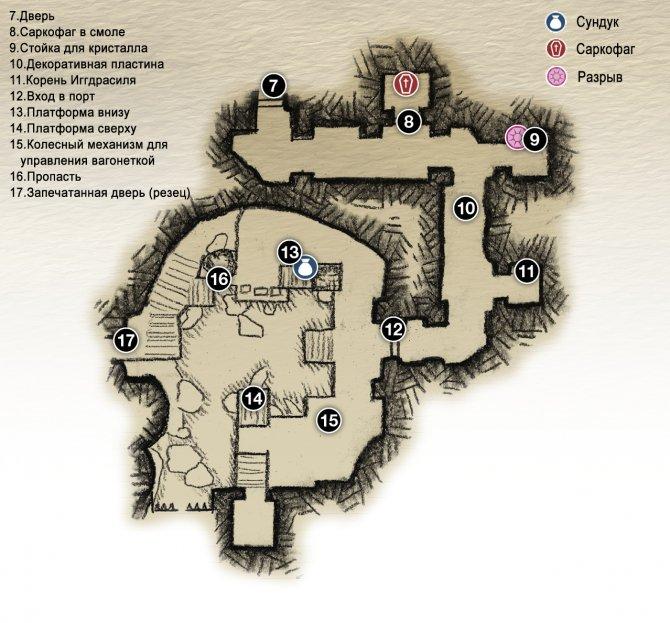 Прохождение God of War – Глава 8: Под замком (карта Порта Ярла)