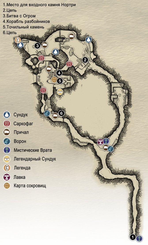 Прохождение God of War – Просьбы Брока и Синдри (карта Цитадель Нортри)