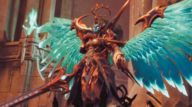 Прохождение Darksiders III – Гордыня
