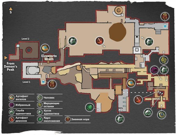 Прохождение Darksiders III – Гнев №2 (карта Нефтеперерабатывающего завода)