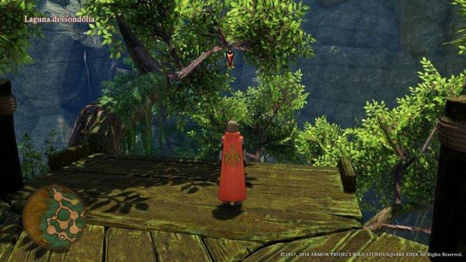 Прохождение Dragon Quest XI – Глава 1 (Часть 6)