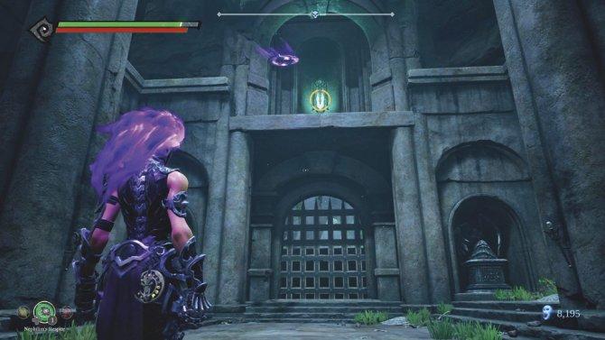 Прохождение Darksiders III – Чревоугодие