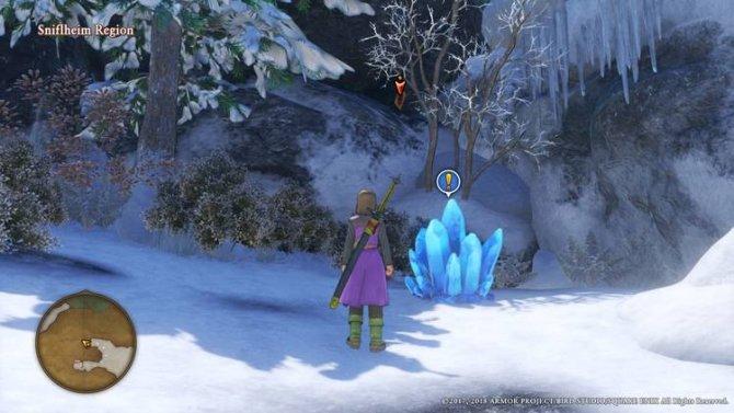 Прохождение Dragon Quest XI – Глава 1 (Часть 10)