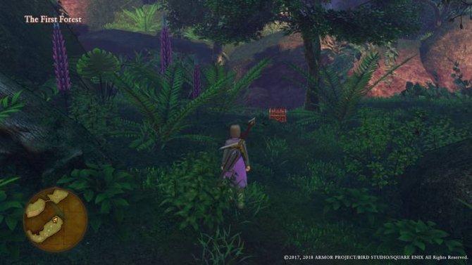 Прохождение Dragon Quest XI – Глава 1 (Часть 11)