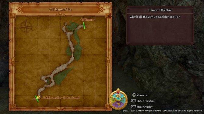 Прохождение Dragon Quest XI – Глава 1 (Часть 1)