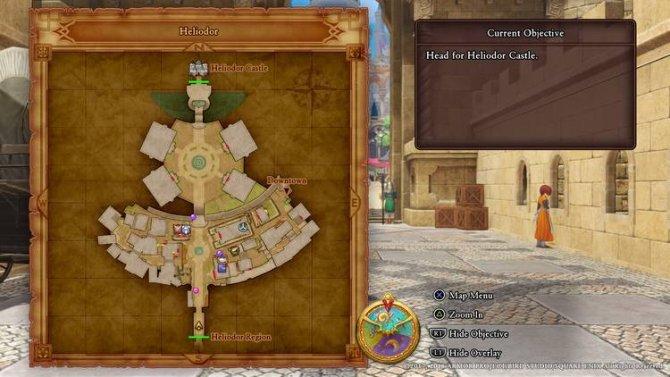 Прохождение Dragon Quest XI – Глава 1 (Часть 2)