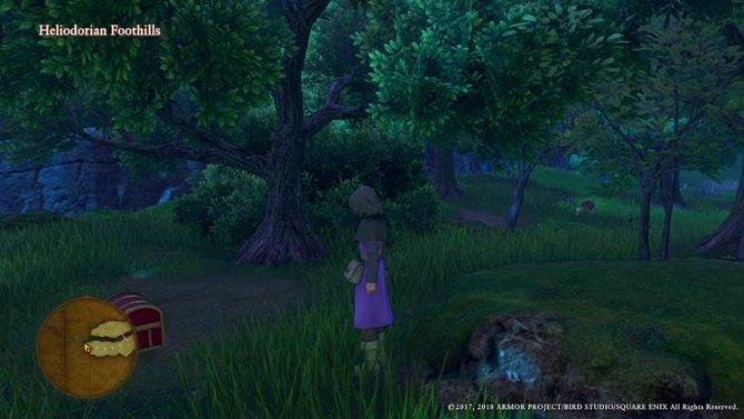 Прохождение Dragon Quest XI – Глава 1 (Часть 3)